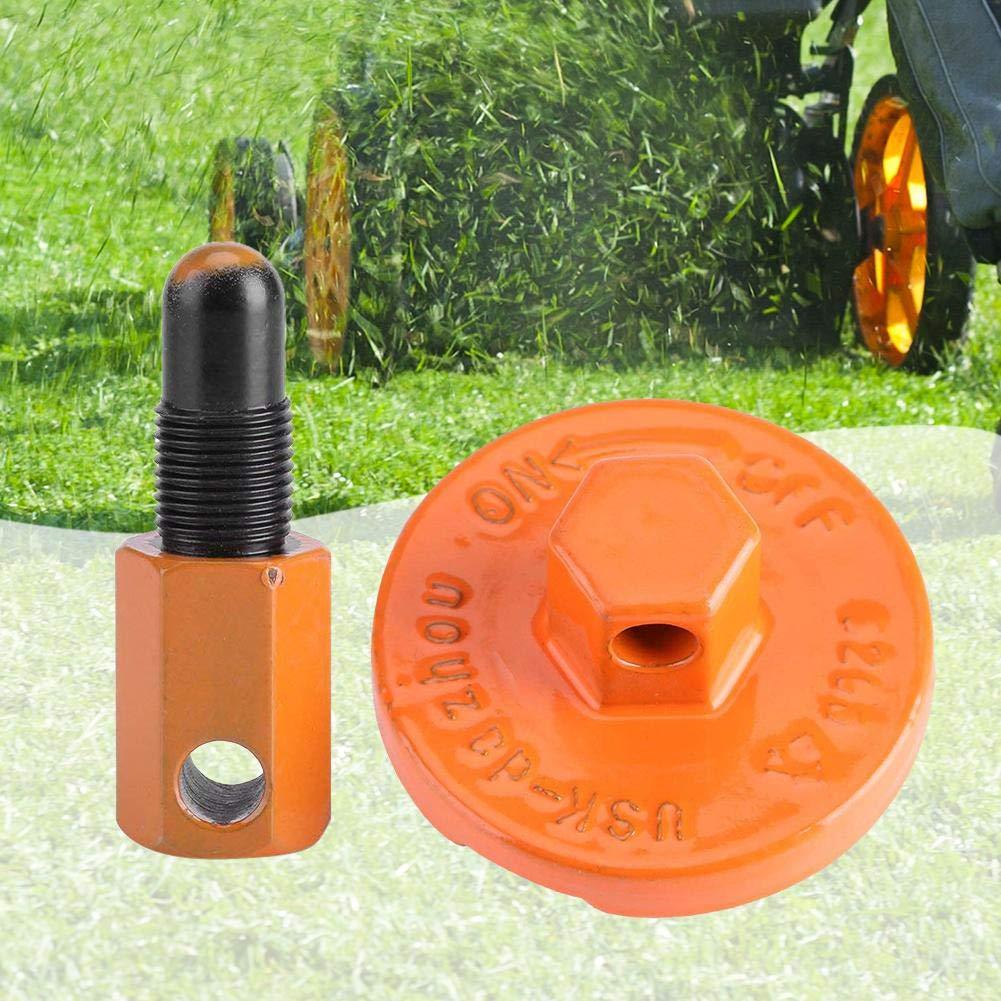 Starnearby Herramienta de extracción de Embrague de Motosierra Universal para desmontaje del Motor de Gasolina: Amazon.es: Jardín