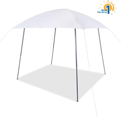 PHI VILLA Pop-up Slant Leg Canopy Tent