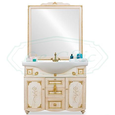 Le Chic Arredamenti ARREDO Bagno Stile Barocco Classico Impero ...