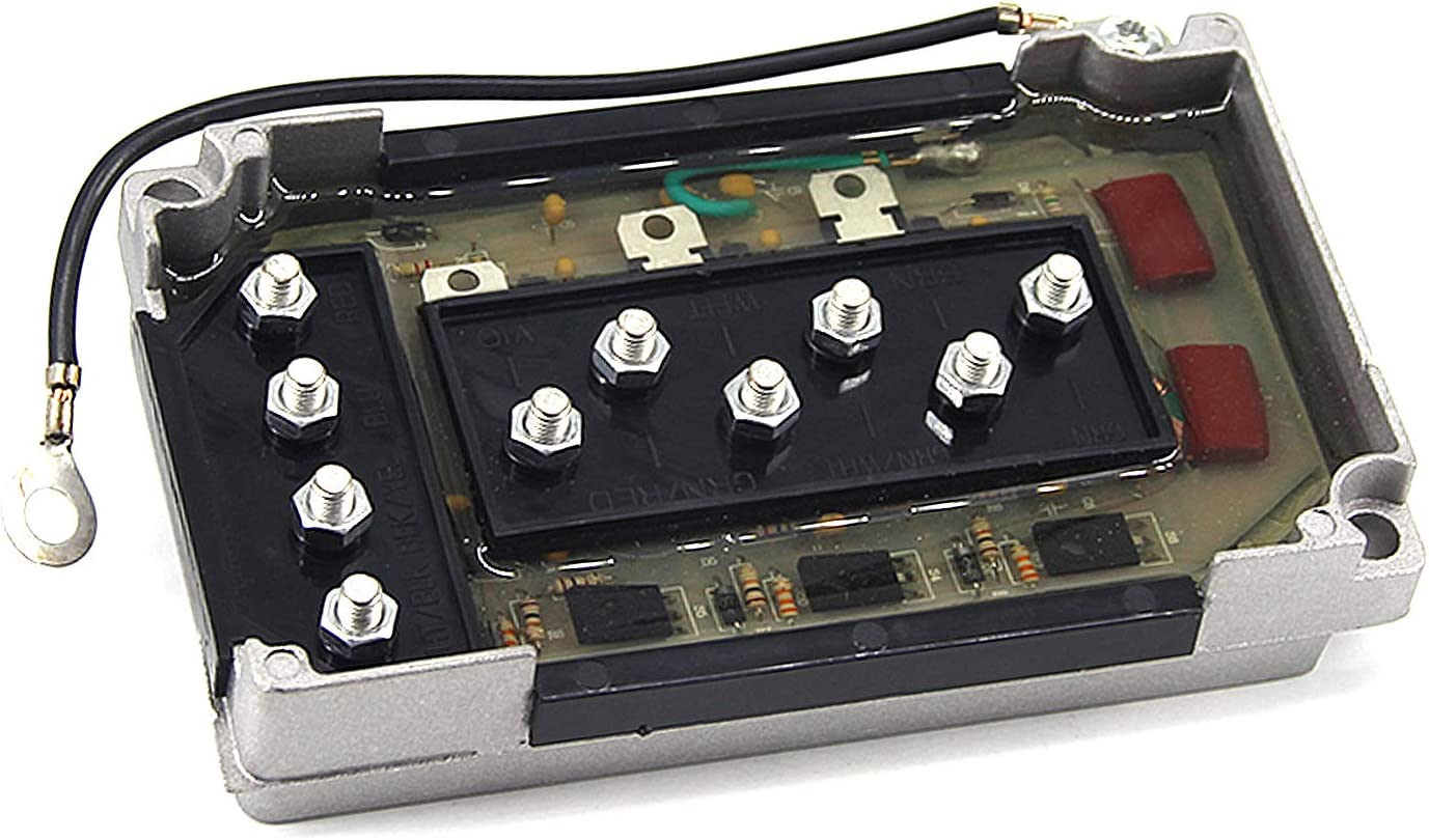 CDI Module Switch Box Replacement for 50-275 HP Mercury Outboard Motor 332-7778 332-7778A12 Power Pack Switchbox