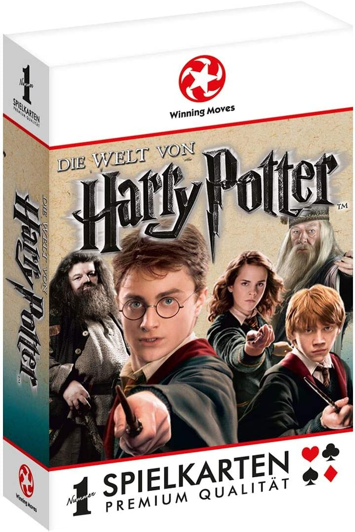 Winning Moves win30515 – Playing Cards – : Harry Potter: Amazon.es: Juguetes y juegos