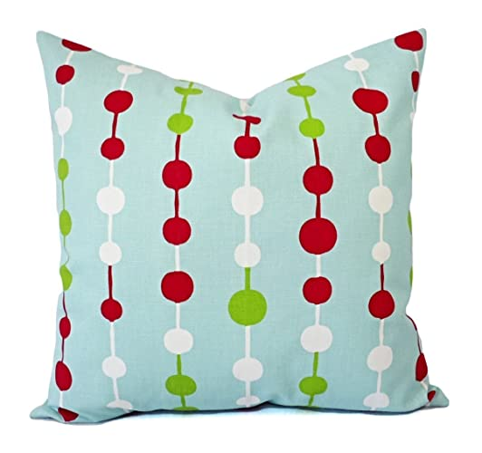 Amazon Christmas Holiday Throw Pillow Cover In Custom Sizes Unique 16 X 20 Pillow Cover