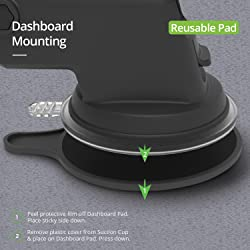 iOttie Reusable Dashboard Pad