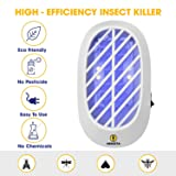 HENSITA Electronic Bug Zapper- Indoor Insect Trap