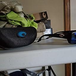 Amazon.com: Costa Ocearch Fantail Sunglasses - Matte Tiger ...