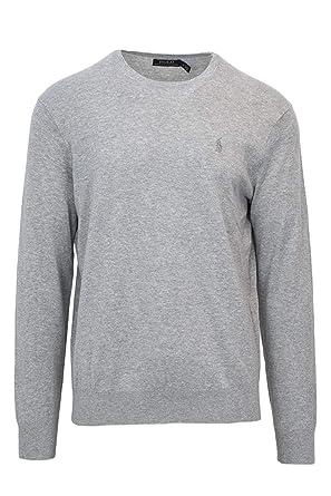 Polo Ralph Lauren Men s Big   Tall Crew Neck Cashmere Blend Pullover Sweater  (X- 7eeea65cc990