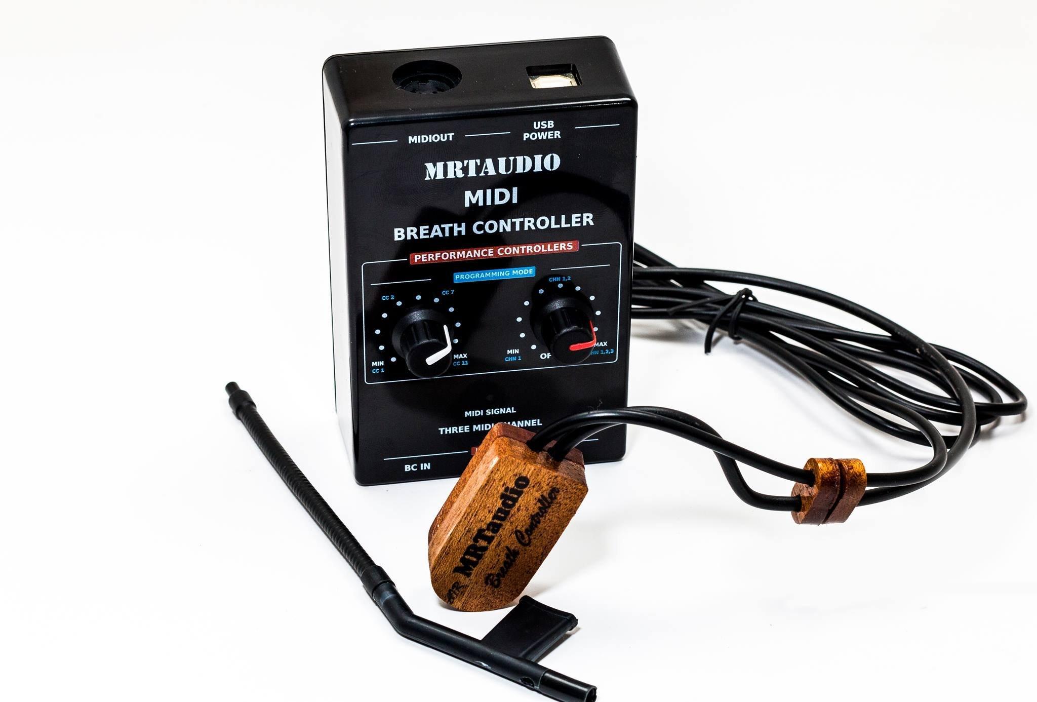 Mrtaudio Midi Breath Controller v2 for Yamaha bc3a by Mrtaudio (Image #6)