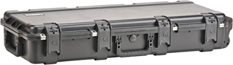 SKB iSeries 3614-6 Negro - Caja (IP67, Resistente al agua, 991,6 mm, 427 mm, 173,7 mm, 6,89 kg): Amazon.es: Instrumentos musicales