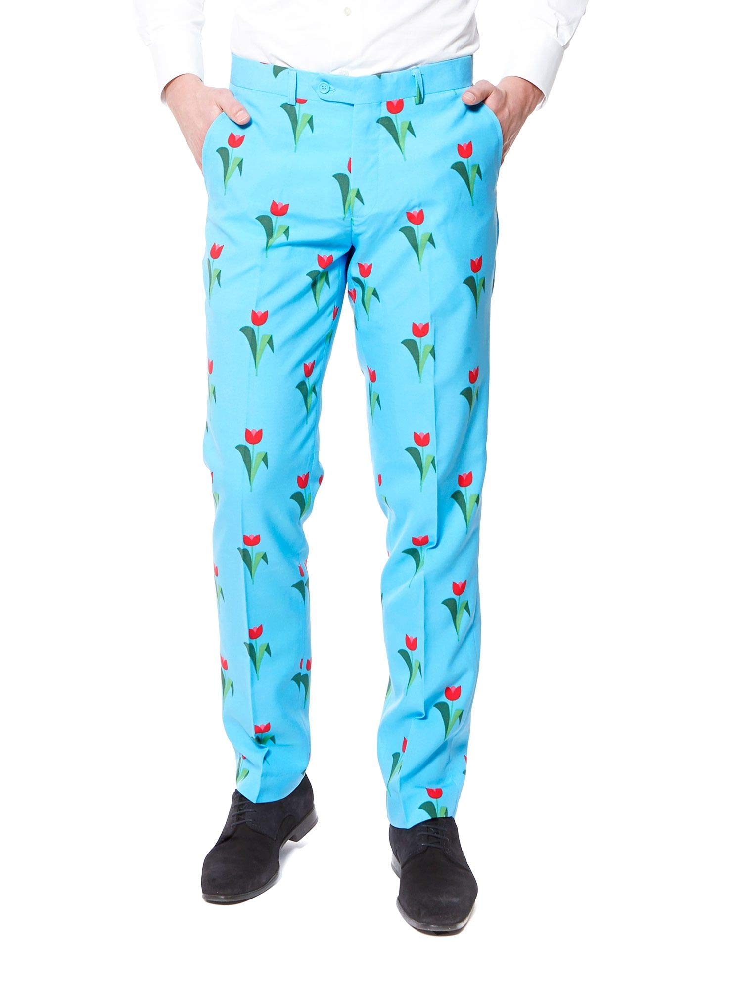 OppoSuits Funny Everyday Suits for Men Comes with Jacket, Pants and Tie in Funny Designs by OppoSuits (Image #5)