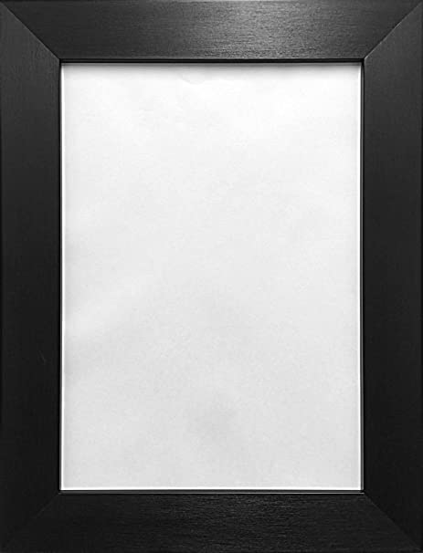 MODERN FLAT FRAMES WITH BRUSHED FINISH PHOTO PICTURE POSTER FRAME ...