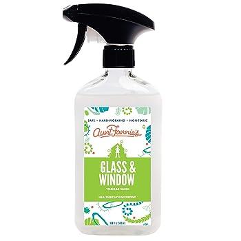 Aunt Fannie's Vinegar Wash Car Window Cleaner