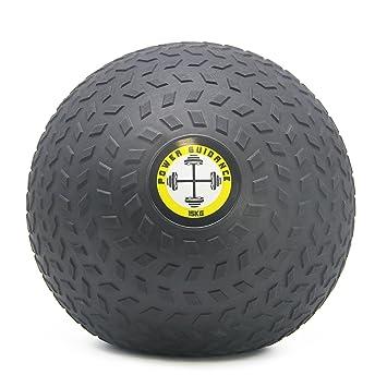 POWER GUIDANCE Slam Ball Balón Medicinal Antideslizante Ideal para los  Ejercicios de Functional Fitness - 15kg  Amazon.es  Deportes y aire libre 75c94aac5b922