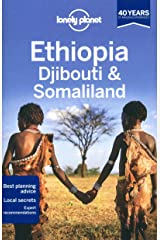 Lonely Planet Ethiopia, Djibouti & Somaliland (Travel Guide) Paperback
