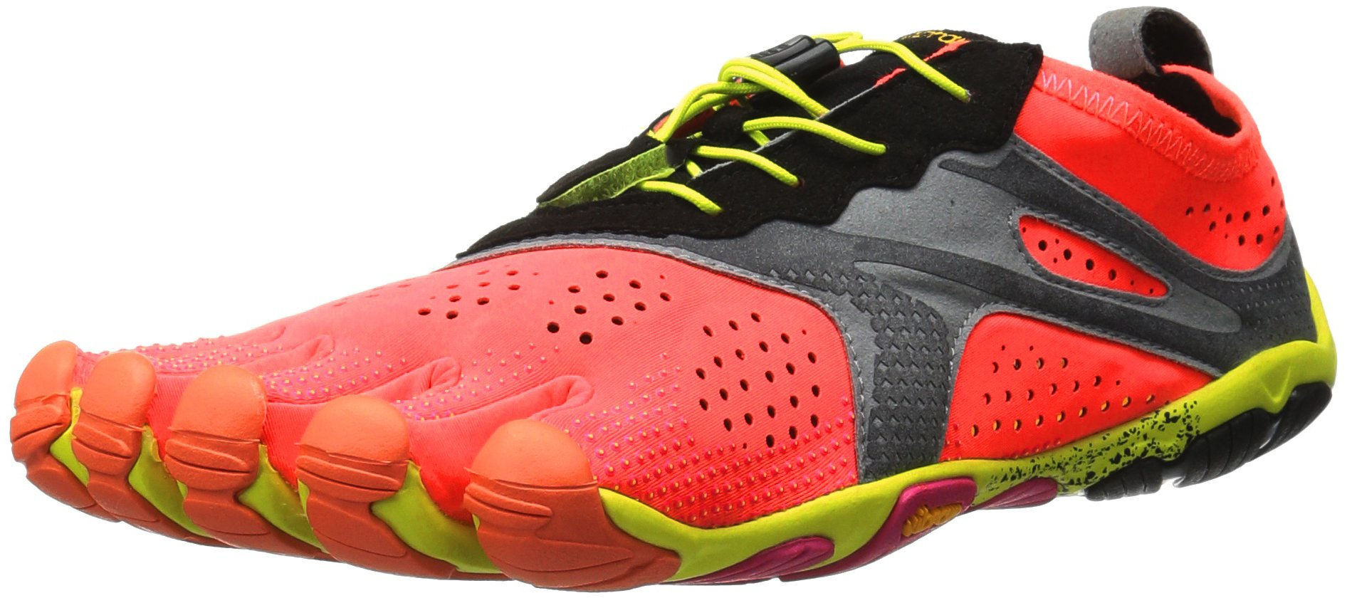 Vibram Women's V Running Shoe,Fiery Coral,39 EU/8-8.5 US