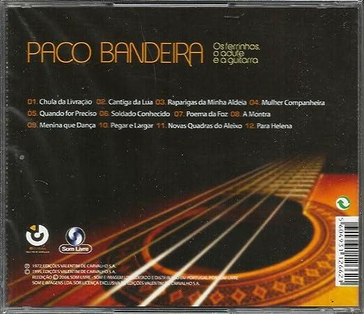 Paco Bandeira: Os Ferrinhos, O Adufe E A Guitarra 2008: Paco ...