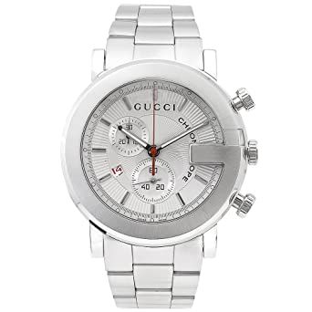 22f99b8e129 Image Unavailable. Image not available for. Color  Gucci G Chrono Men s  Watch(Model YA101339)
