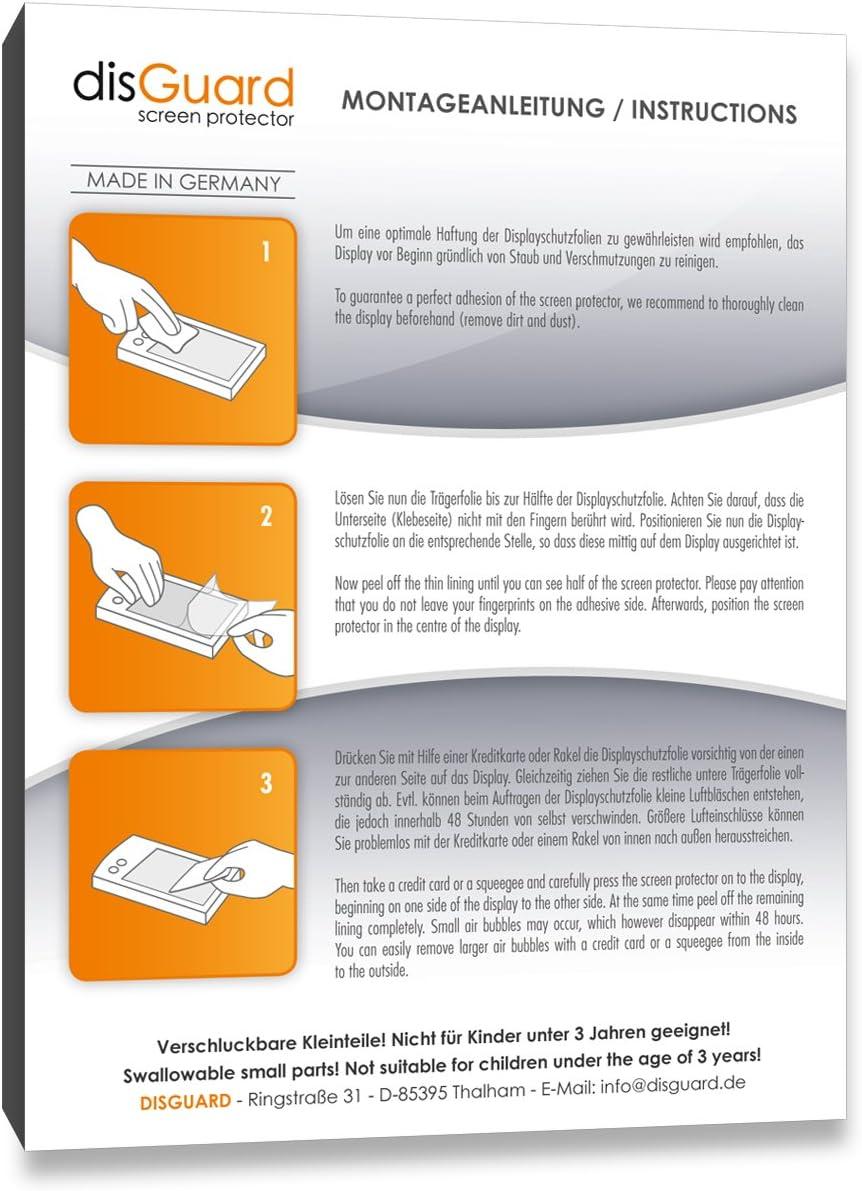 Mate Anti-Ara/ñazos compatibile con Garmin eTrex 32x Antirreflejante Pel/ícula Protectora Anti-Huella Dactilar Antirreflectante disGuard Protector de Pantalla 2 Piezas Anti-Reflex