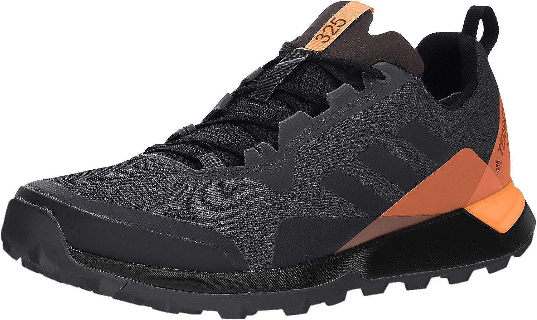 adidas Terrex CMTK GTX para hombre, Negro (Negro/Gris Cuatro/Hi-res Naranja), 45 EU