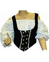 Alexanders Costumes Female Renaissance Vest