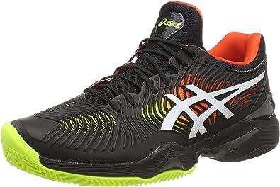 Asics Court FF 2 Clay, Zapatillas de Tenis para Hombre, (Black ...