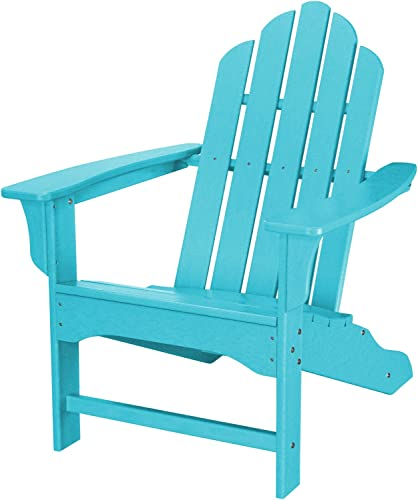 Hanover Outdoor Furniture HVLNA10AR All Weather Contoured Adirondack Chair
