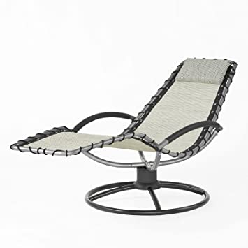 SoBuy OGS25-MI Chaise longue, fauteuil relax, pour salon ou jardin ...
