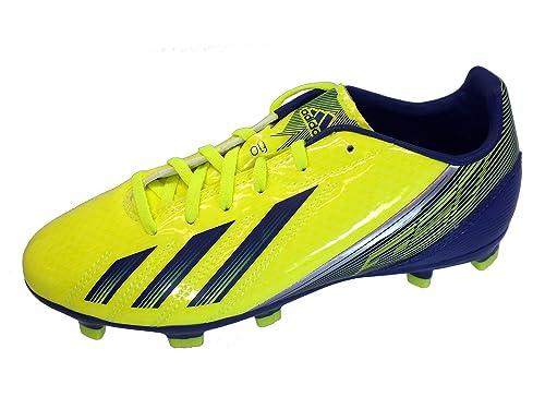 competitive price 49c9d 9f523 Adidas F10 TRX FG JUNIOR Scarpe da Calcio Giallo per Bambino