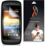 XShields© (5-Pack) Screen Protectors for Posh Mobile Micro X S240 (Ultra Clear)