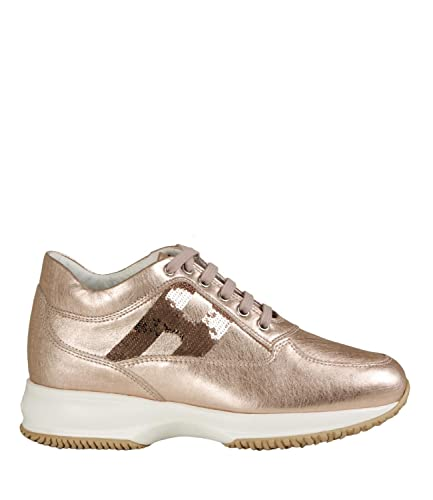 ee89a9187b915 Hogan Sneakers Interactive Donna Mod. HXW00N05641 39  Amazon.co.uk ...