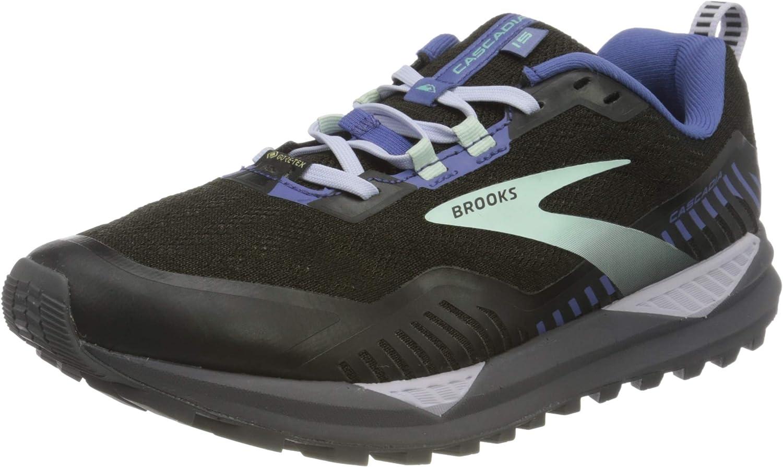 Brooks Cascadia GTX 15, Zapatillas para Correr Mujer
