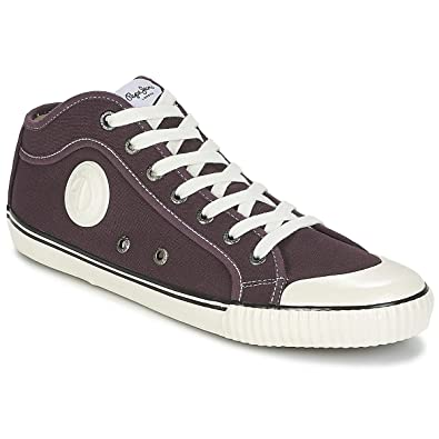 Zapatillas PEPE JEANS PMS30429 298BORDEAUX 45 Granate: Amazon.es: Zapatos y complementos