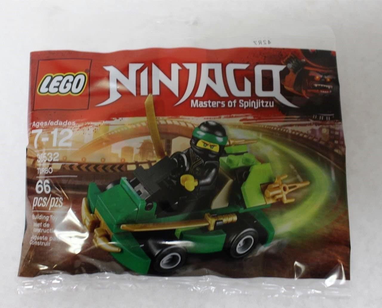 LEGO Ninjago TURBO (30532) Bagged