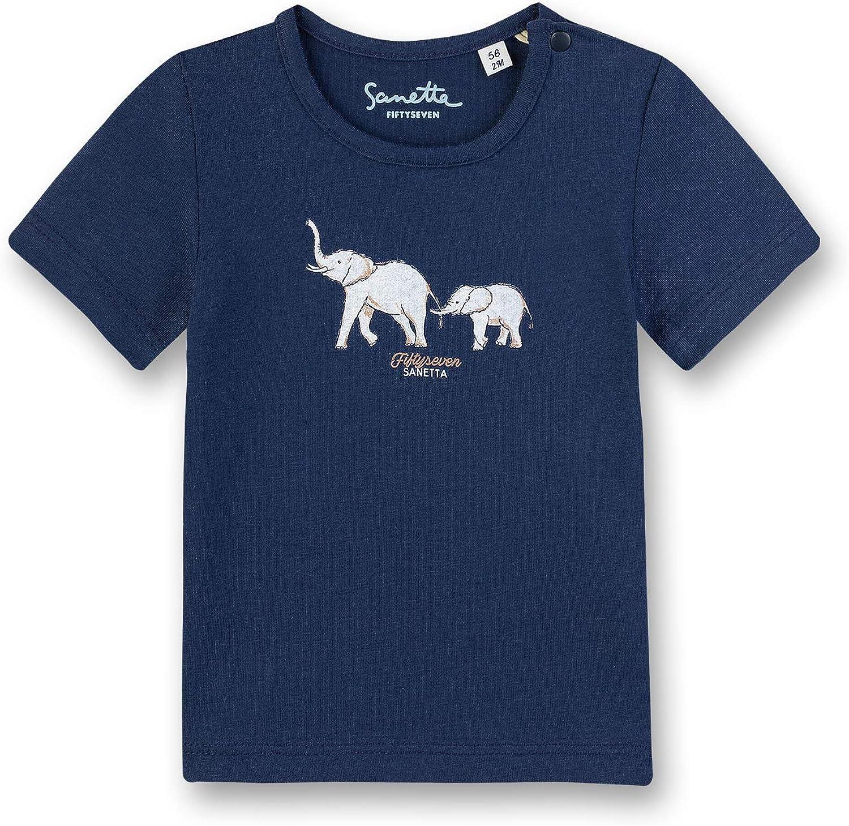 Sanetta Baby Boys Fiftyseven Longsleeve T-Shirt