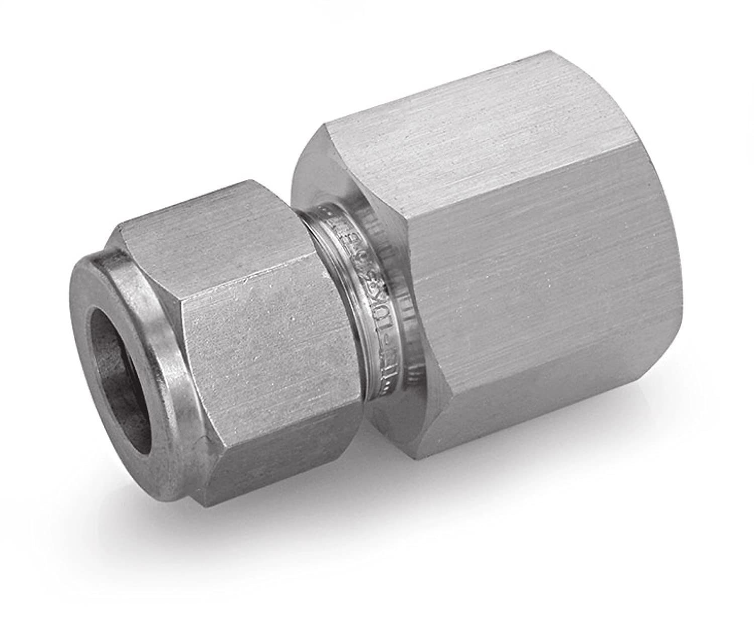 1//4 NPT Female x Tube OD Ham-Let Stainless Steel 316 Let-Lok Compression Fitting Adapter