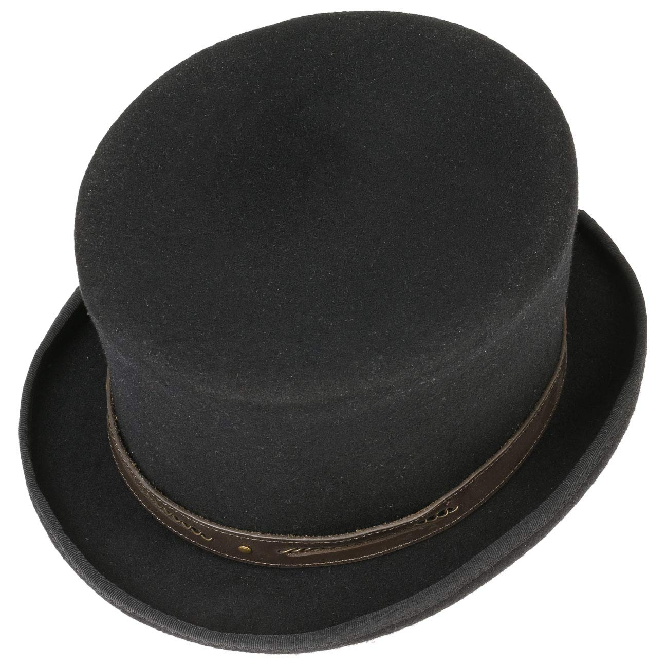 335d2f8cb08ef6 Conner Hats Men's Chain Link Steampunk Top Hat: Amazon.ca: Clothing &  Accessories