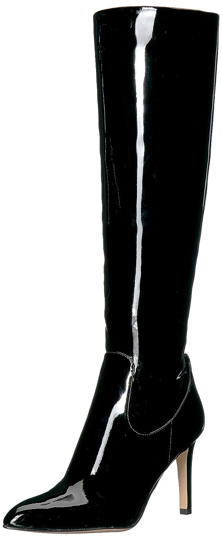 Sam Edelman Women's Olencia Knee High Boot B06XJKQ3K1 7 B(M) US|Black Patent