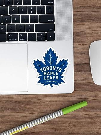 Amazon Com Toronto Maple Leaves Logo Sticker Vinyl Decal