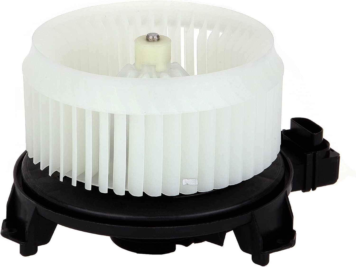 SCITOO ABS Plastic Heater Blower Motor w//Fan HVAC Resistors A//C Blowers Motors fit for 2009-2010 Pontiac Vibe //2011-2016 Scion tC //2008-2015 Scion xB //2009-2013 Toyota Corolla