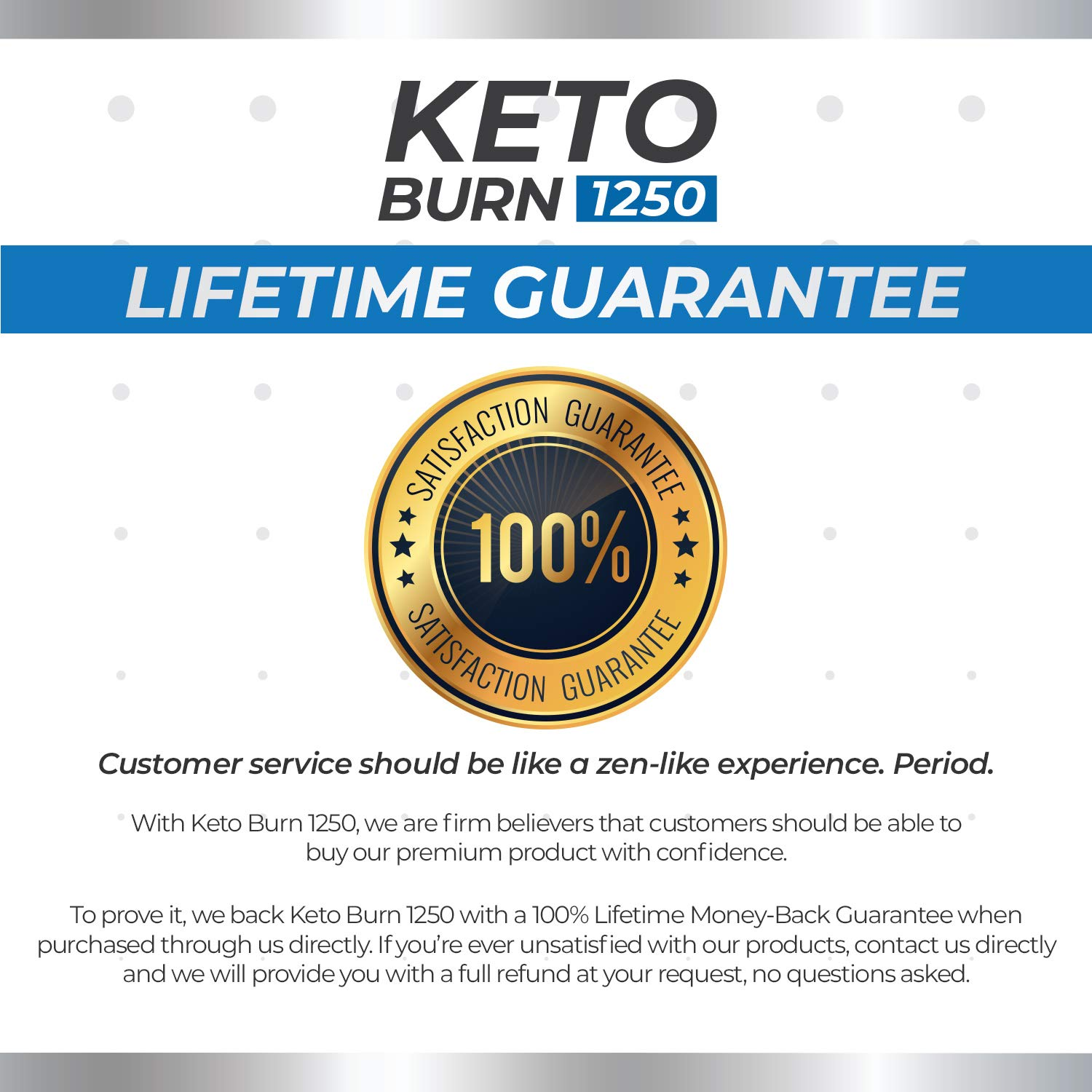 3 Bottles of KetoBurn 1250 (180 Capsules) - The ONLY Keto Pill That Uses Patented Fat Loss Technology! by KetoBurn 1250 (Image #5)