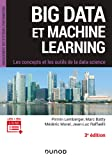 Big Data et Machine Learning - 3e éd. - Les concepts et les outils de la data science