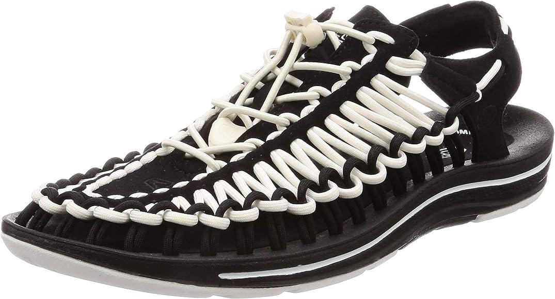KEEN Mens Uneek Monochrome Sandals