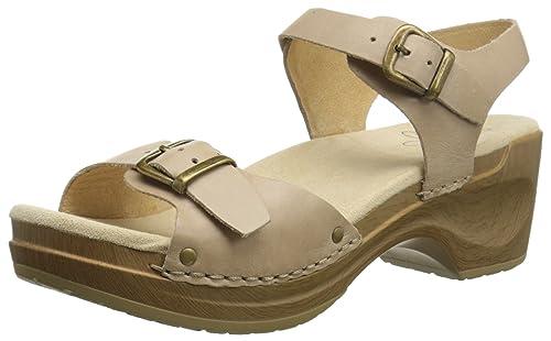 Amazon.com   Sanita Women s Davia Platform Sandal   Platforms   Wedges aced8b399dd0