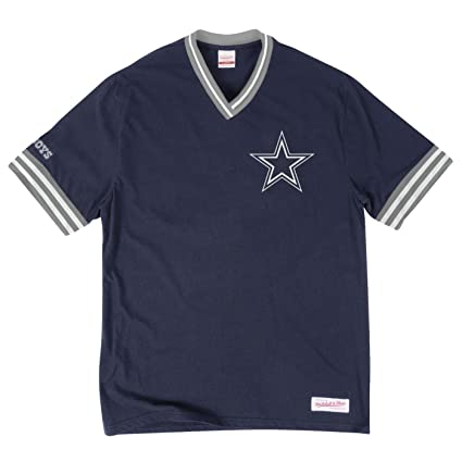 c896497f0 Amazon.com   Dallas Cowboys NFL Men s Overtime Win Vintage V-Neck T ...