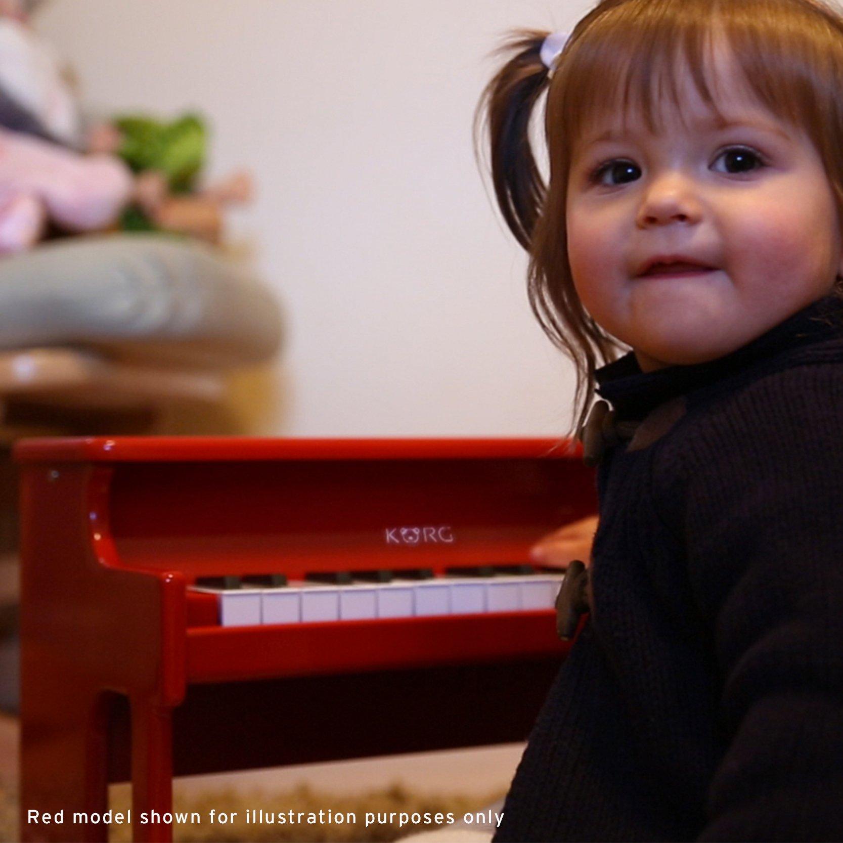 Korg Tiny Piano White by Korg (Image #8)