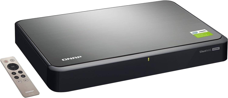 QNAP HS-251+ NAS Compacto Ethernet Negro - Unidad Raid (12000 GB, Unidad de Disco Duro, Unidad de Disco Duro, SSD, SATA, 6000 GB, 2.5/3.5