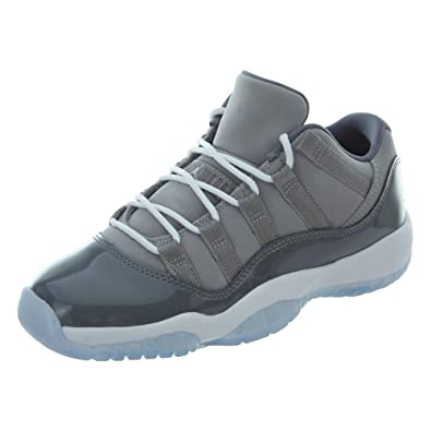 size 40 b6bd0 991e3 Nike AIR Jordan 11 Retro Low BG (GS)  Cool Grey  - 528896-003 - Size 7Y -   Amazon.co.uk  Shoes   Bags