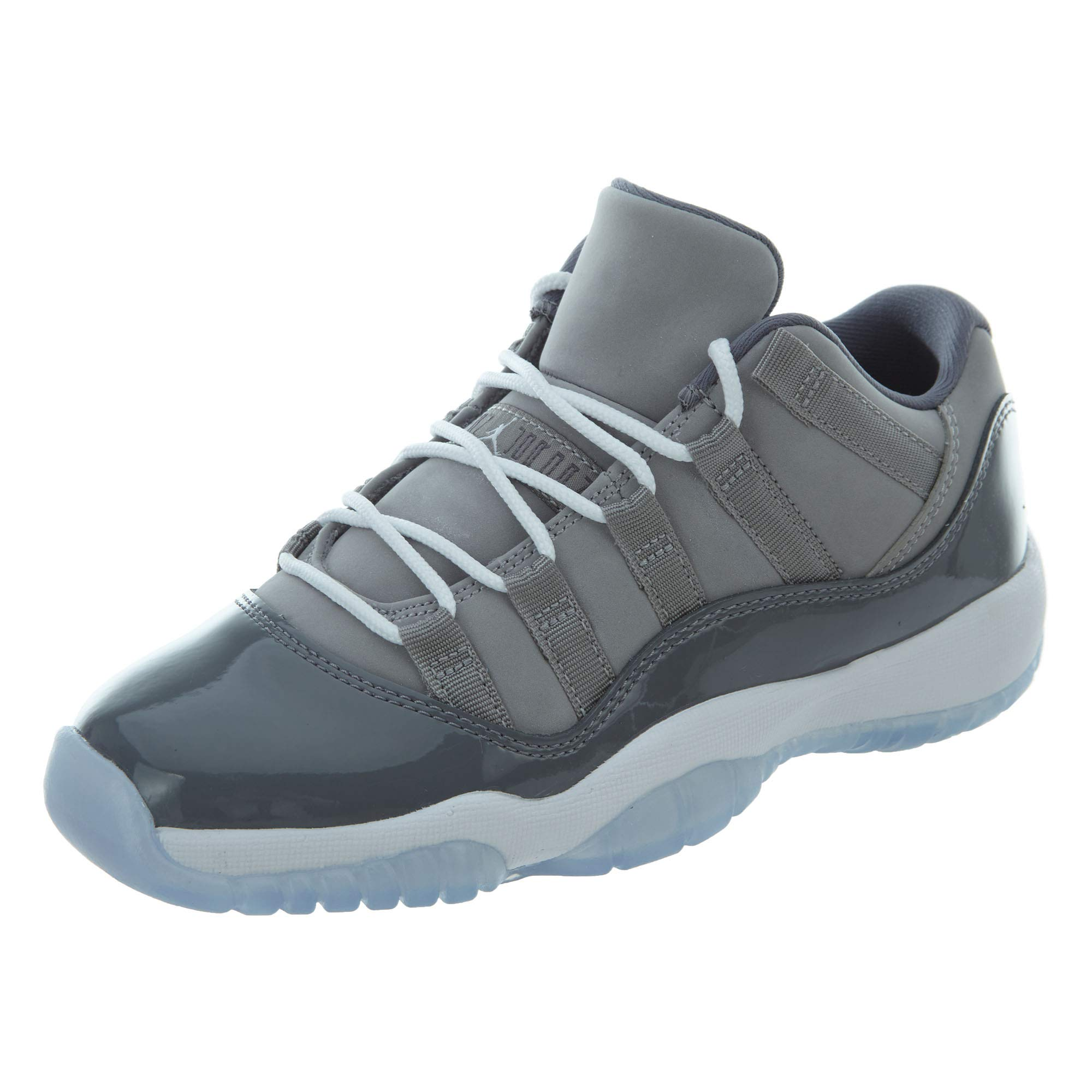Jordan Nike 11 Retro Low Cool Grey Boys/Girls Style: 528896-003 Size: 5.5