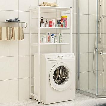 CHAOYANG-Waschmaschine Rack/Boden Roller Waschmaschine Regal ...