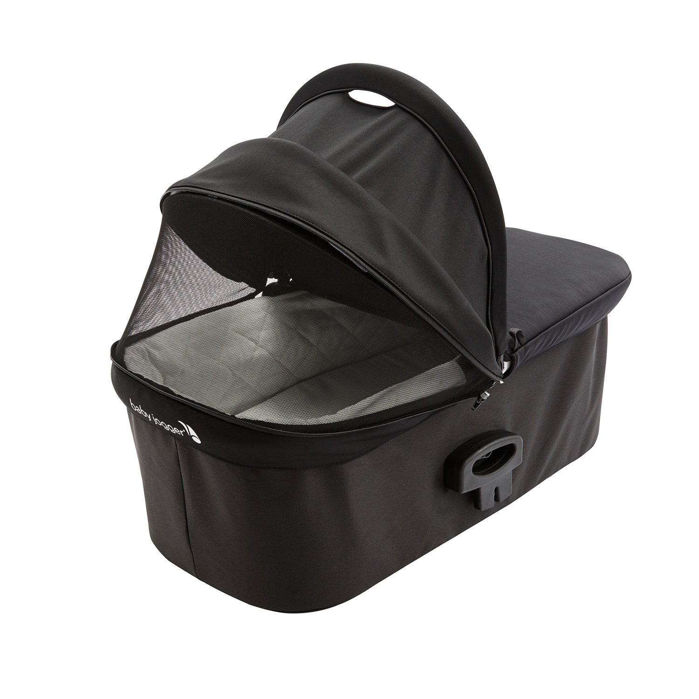 Baby Jogger Deluxe Pram Carrycot Black