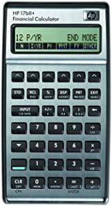 17bII Financial Calculator 22-Digit LCD 17bII Financial Calculator, 22-Digit LCD